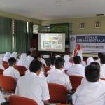 edukasi kebanksentralan kepada siswa