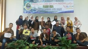 Kontingen Kota Tasikmalaya FLS2N tingkat Provinsi Jawa Barat