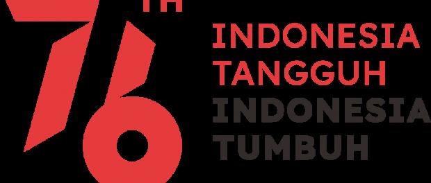HUT RI ke-76 Tahun 2021 Logo (PNG480p) - Vector69Com